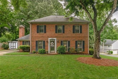 4429 Woods End Lane UNIT 17, Charlotte, NC 28277 - MLS#: 3397202