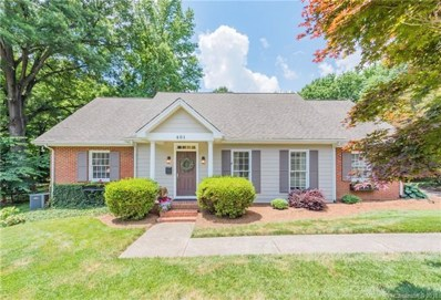 401 Roselawn Place, Charlotte, NC 28211 - MLS#: 3398804
