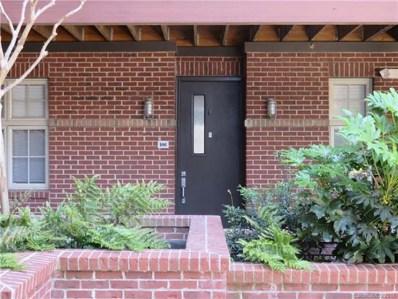 1101 W 1st Street UNIT 106, Charlotte, NC 28202 - MLS#: 3400571