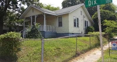 101 Dix Street, Gastonia, NC 28052 - MLS#: 3403549