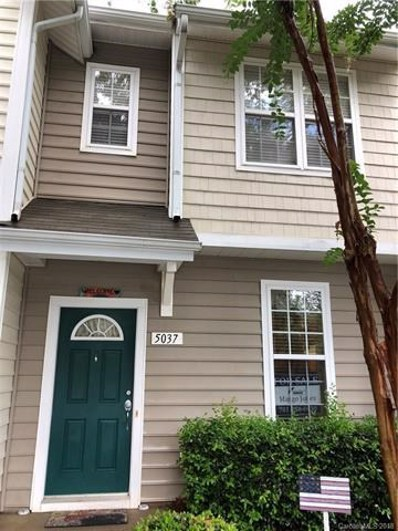 5037 Sunset Ridge Court UNIT 5037, Charlotte, NC 28269 - MLS#: 3404935