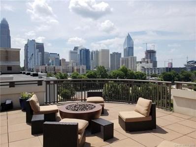 718 W Trade Street UNIT 808, Charlotte, NC 28202 - MLS#: 3408852