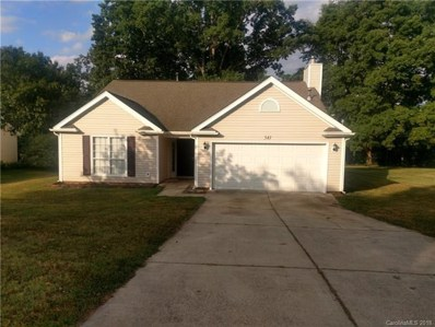 541 Viking Place, Concord, NC 28025 - MLS#: 3409632