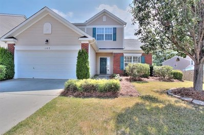 1103 Less Traveled Trail, Indian Trail, NC 28079 - MLS#: 3415052