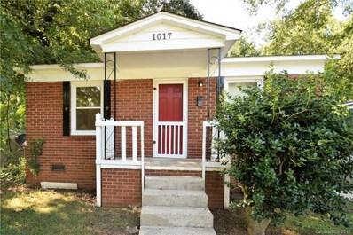 1017 Justice Avenue, Charlotte, NC 28206 - MLS#: 3416322
