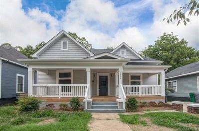 1609 Allen Street UNIT 3, Charlotte, NC 28205 - MLS#: 3416337