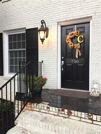 756 W Franklin Street UNIT 17, Monroe, NC 28112 - MLS#: 3420258