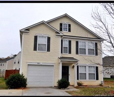 808 Swearngan Ridge Court, Charlotte, NC 28216 - MLS#: 3424448