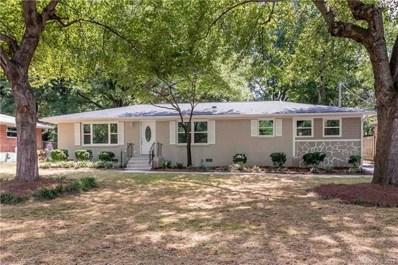 1740 Flynnwood Drive, Charlotte, NC 28205 - MLS#: 3424789