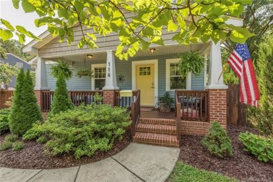114 Turner Avenue N, Charlotte, NC 28216 - MLS#: 3427681