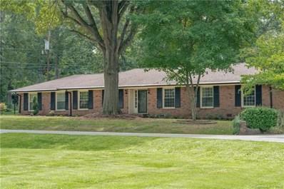 821 Coulwood Drive UNIT 10, Charlotte, NC 28214 - MLS#: 3428820