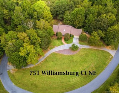 751 Williamsburg Court, Concord, NC 28025 - MLS#: 3433335