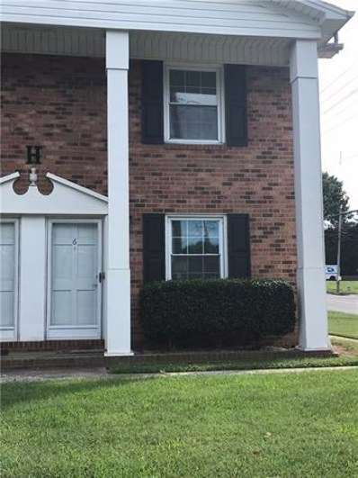 1635 2nd Avenue NW UNIT H-6, Hickory, NC 28601 - MLS#: 3434622