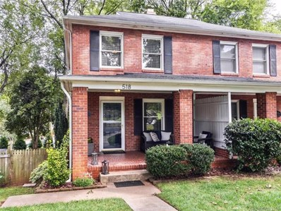 518 W Worthington Avenue, Charlotte, NC 28203 - MLS#: 3434696