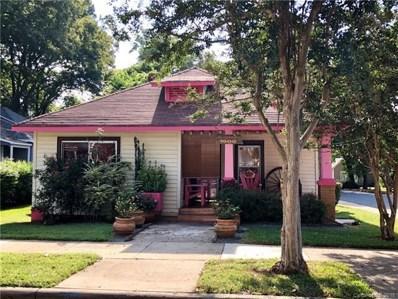 1600 Allen Street UNIT 7, Charlotte, NC 28205 - MLS#: 3436151