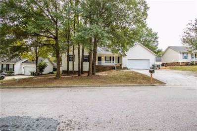 1614 Barbara Ann Circle, Kannapolis, NC 28083 - MLS#: 3438077