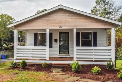 33 Ridgelawn Road, Asheville, NC 28806 - MLS#: 3442543