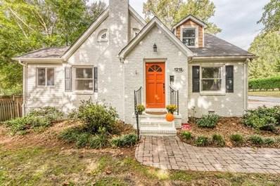 1219 Pinecrest Avenue, Charlotte, NC 28205 - MLS#: 3444326