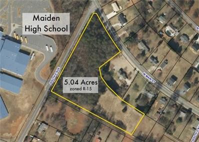 526 W Main Street, Maiden, NC 28650 - MLS#: 3444399