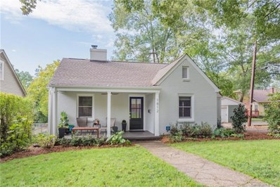 1812 Hall Avenue, Charlotte, NC 28205 - MLS#: 3444604