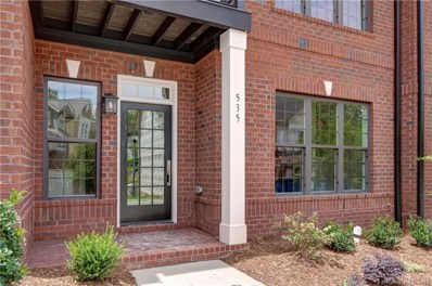 535 Griffith Village Lane UNIT 14, Davidson, NC 28036 - MLS#: 3445032