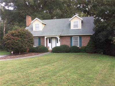 543 Colony Court UNIT 18, Statesville, NC 28677 - MLS#: 3447573