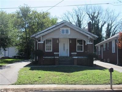 852 Highland Avenue NE, Hickory, NC 28601 - MLS#: 3448097