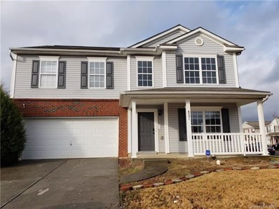 8531 Redding Glen Avenue UNIT 1, Charlotte, NC 28216 - MLS#: 3452417