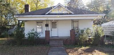 1206 E 11th Street, Kannapolis, NC 28083 - MLS#: 3453216