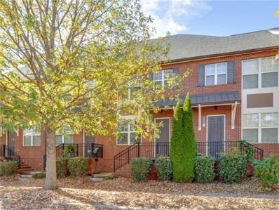 121 Irving Avenue UNIT D, Mooresville, NC 28117 - MLS#: 3453796