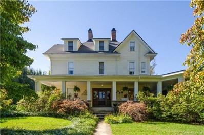 40 Old Hickory Street, Waynesville, NC 28786 - MLS#: 3454513