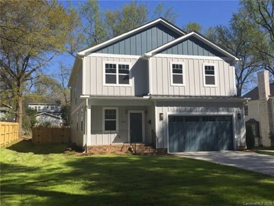 2529 Country Club Lane, Charlotte, NC 28205 - MLS#: 3454539