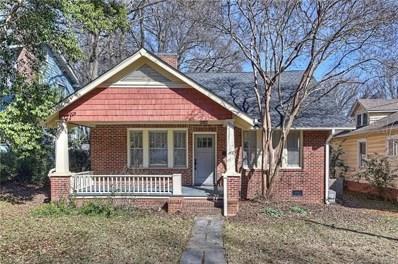 1933 Bay Street, Charlotte, NC 28204 - MLS#: 3469117