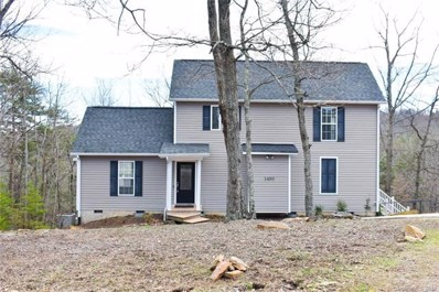 1480 Pine Mountain Drive, Connelly Springs, NC 28612 - MLS#: 3473510