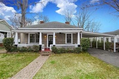 504 Herrin Avenue, Charlotte, NC 28205 - MLS#: 3476364