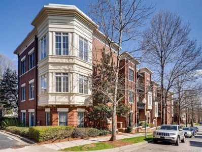 637 Garden District Drive UNIT 637, Charlotte, NC 28202 - MLS#: 3481681