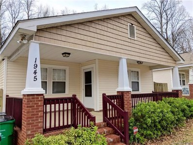 1945 Gilbert Street, Charlotte, NC 28216 - MLS#: 3485266