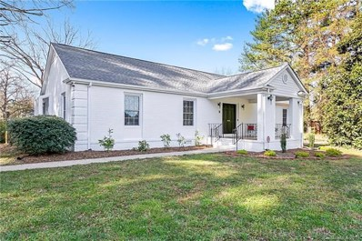 1722 Sunset Road, Charlotte, NC 28216 - MLS#: 3488426