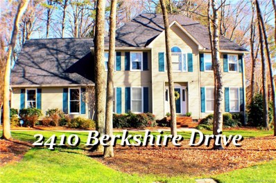 2410 Berkshire Drive, Salisbury, NC 28146 - MLS#: 3488674
