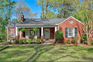 1701 Merry Oaks Road, Charlotte, NC 28205 - MLS#: 3493267