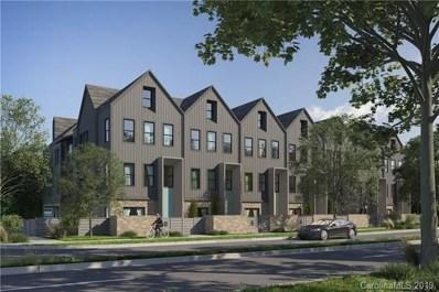 1611 Parkwood Avenue UNIT Unit #5, Charlotte, NC 28205 - #: 3503661