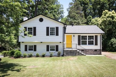 450 Fairgreen Drive, Charlotte, NC 28217 - MLS#: 3506048