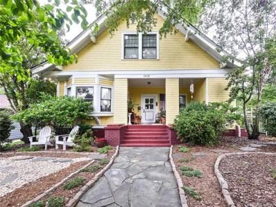 1818 Lennox Avenue, Charlotte, NC 28203 - MLS#: 3511725