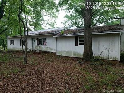 3023 Wolf Pond Road, Monroe, NC 28112 - #: 3523606