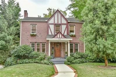 1814 Kensington Drive, Charlotte, NC 28205 - #: 3527720