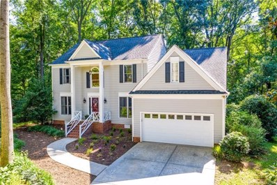 8703 Twin Trail Drive, Huntersville, NC 28078 - #: 3528737