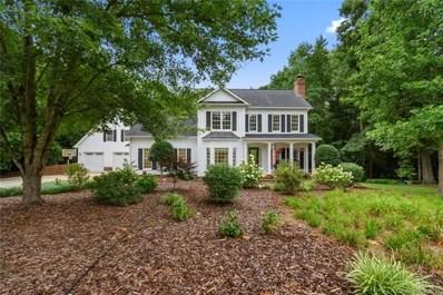 16522 Whispering Oaks Lane, Charlotte, NC 28273 - #: 3529006