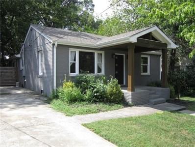 1833 Union Street, Charlotte, NC 28205 - MLS#: 3536623
