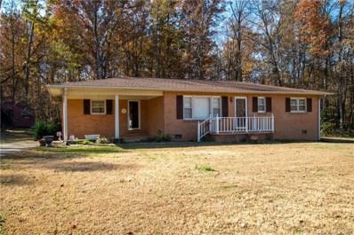 2853 Wood Road, Mooresboro, NC 28114 - MLS#: 3551744