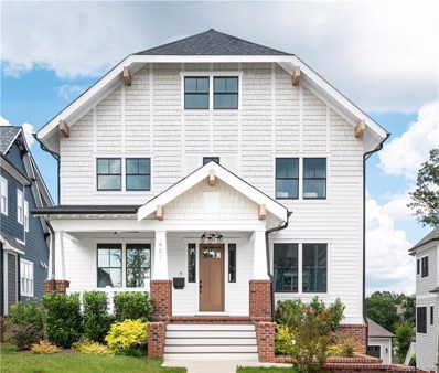 401 Atherton Street, Charlotte, NC 28203 - #: 3552345
